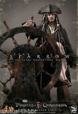 Hot Toys 1/6th DX06 Pirates of the Caribbean Captain Jack Sparrow