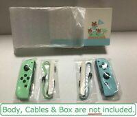 Just Dock & Joycon Nintendo Switch Animal Crossing New Horizons Special Edition