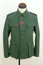 WWII M43 heer field wool tunic Feldbluse L