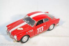 SOLIDO ALFA ROMEO GIULIETTA SPRINT 1967 RED MINT COND.