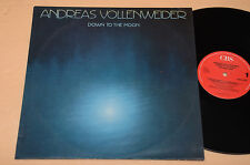 ANDREAS VOLLENWEIDER LP SUPERIOR ELECTRONIC BROAD MIX MUSIC AVANT GARDE 1°ST