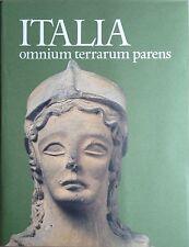 ITALIA OMNIUM TERRARUM PARENS. Collana antica madre. CREDITO ITALIANO, 1989.