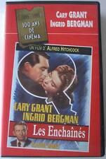Hitchcock Notorious SECAM VHS FRANCE Grant  Bergman