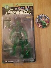 Green Lantern Emerald Shield Action Figure Toyfare Clear/Blackest Night Magnet