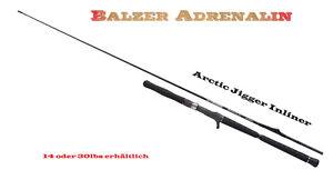 Angelrute Balzer Adrenalin Arctic Jigger Inliner