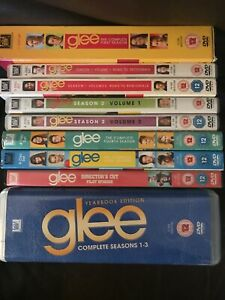Glee DVD Seasons 1 2 3 & 4 Boxsets Pilot Director's Cut DVD Choose From List