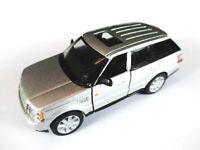 Range Rover Sport 2011 Modellauto 1:38 diecast model car Kinsmart,silber