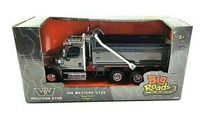TOMY ERTL Big Roads Western Star Dump Truck 47232 1:32 Scale