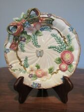 Fitz & Floyd Woodland Spring Canape Plate