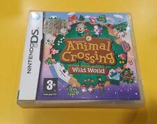 Animal Crossing Wild World GIOCO NINTENDO DS VERSIONE ITALIANA