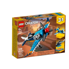 LEGO 31099 Creator Propeller Plane Brand New