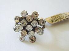 KONPLOTT Ring Magic Fireball grey / antique bronce