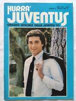 HURRA' JUVENTUS N. 5 MAGGIO 1980 CLAUDIO GENTILE ARSENAL FURINO MORINI TORINO