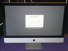 "27"" Apple iMac (Mid 2011) 3.4GHz Intel Quad-Core i7-2600, 1TB, 4GB, Nrly Perfect"