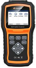 FOXWELL NT530 for GM OBD2 Diagnostic Scanner Read Erase Error Code Scan Tool