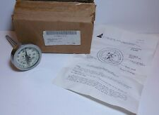 """Stortz -40 to +180 Degress F 3"""" Dial Navy type Register Thermometer Temp gauge"""