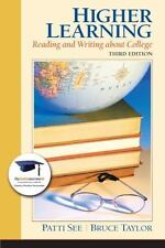 Higher Learning: Reading and Writing About College (3rd Edition) (MyStudentSucce