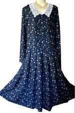 Laura Ashley Plus Size Maxi Vintage Dresses for Women