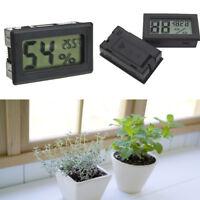 LCD numérique Température intérieure Mesure d'humidité Thermomètre Hygromètre