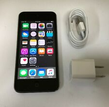 *SCREEN BURN Apple iPod Touch 5th Gen 32GB SPACE GRAY A1421 MP3 Music Player
