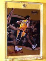 Kobe Bryant RARE TOPPS BOWMANS BEST GOLD FOIL 1999 Basketball Card MINT #88
