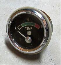 1960's Saab VDO Temp Temperature Gauge 0248 4.67 Used Orig