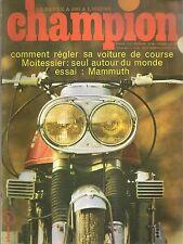 CHAMPION 39 1969 VW PORSCHE COX 1600 90CV MUNCH MAMMUTH 1100 OSSA TRIAL MONTESSA