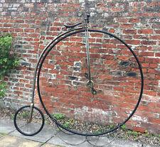 1879 World Champion penny farthing Race bike, replica ordinary