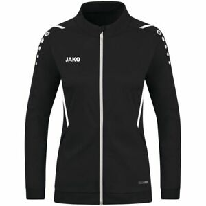 Jako Football Soccer Womens Sport Training Casual Full Zip Jacket Tracksuit Top