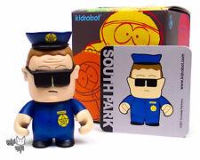 Officer Barbrady - Kidrobot South Park Series 1 Vinyl Mini Figure