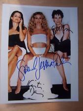 Autograph Sex In The City Kristin Davis Sarah Jessica Parker  C Nixon  10x8 inch