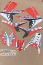 New Honda CRF 250 L 12-18 FLU PTS4 Graphics Sticker Decals Kit Enduro CRF250L