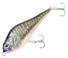 Major fish Medium consumir jerkbait 10 cm Hecht colgantes UV akiv percas Zander cebo