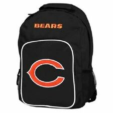 "Chicago Bears NFL Concept One ""Southpaw"" Black Color Backpack"