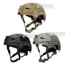 FMA MIC FTP Bump Helmet EX Airsoft Elmetto Softair Cosplay TB1044-BK/DE/FG