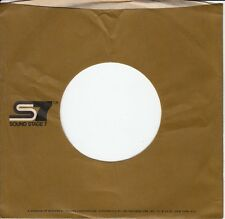 Company Sleeve 45 Sound Stage 7 - Green W/ Black & White Logo