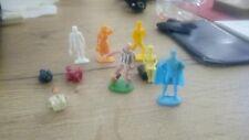 lot figurine plastique plastic figure soldier football superman