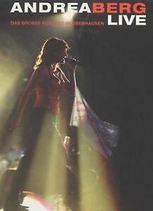 Andrea Berg - LIVE: Das Große Konzert   DVD   Zustand sehr gut
