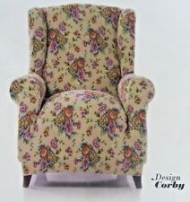 SofaSkins Elainer Home Living Corby 2 Way Stretch Arm Chair Cover SS06 07