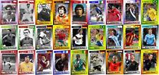 Copa Mundial de fútbol fútbol Trading Cards Legends Series 4 Zarra bancos Mueller