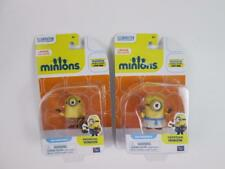 MINIONS KIDS 2 PC. MEDIEVAL & EGYPTIAN MINION MINI FIGURINE TOY 4+ NEW