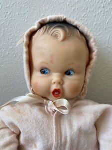Knickerbocker doll, 1956, 14 in