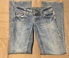 Women's American Eagle Boyfriend Jeans~Sz 0 Reg~EUC