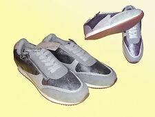 Zapatos Informales Mujer Fashion Zapatillas Deportivas Cordones Talla 38 & 39