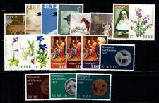 Ireland 1977-78 MNH 100% Monote, Flowers, Religion