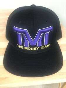 THE MONEY TEAM TMT FLOYD MAYWEATHER JR SNAPBACK HAT BN