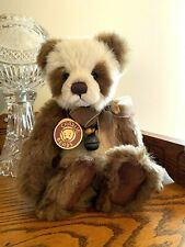 Charlie Bears Lily Panda 2007, Isabelle Lee, Limited edition of 300 Retired Mint