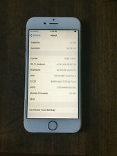 Apple iPhone 6s 32GB Gold AT&T Smartphone MN0P2LL/A A1633 Tested