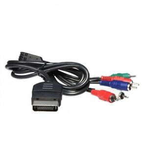 Xbox Component HD AV Cable for Microsoft Original Xbox System and HDTV / Monitor