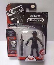 """World of Nintendo SHADOW LINK Exclusive Figure 4"""" Legend of Zelda Series 2-1"""